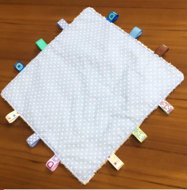 Square Comforter Towel 3