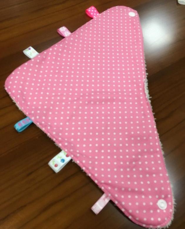 Bandana Bib Comforter Towel 2
