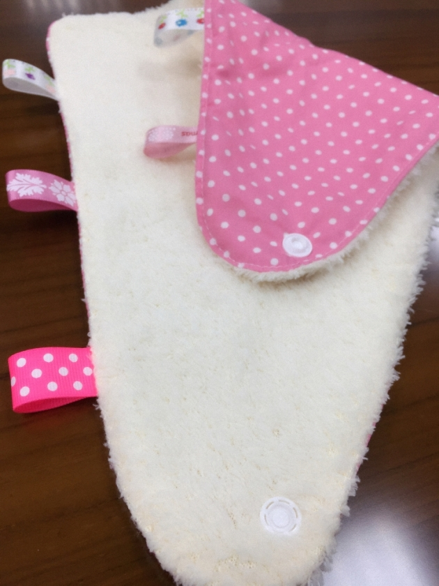 Bandana Bib Comforter Towel 3