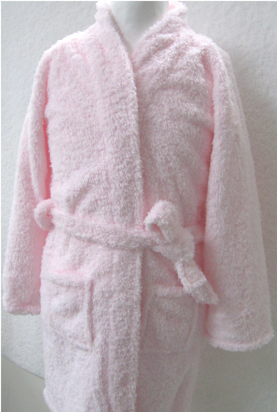 Toddler's Bathrobe 2~5years 3