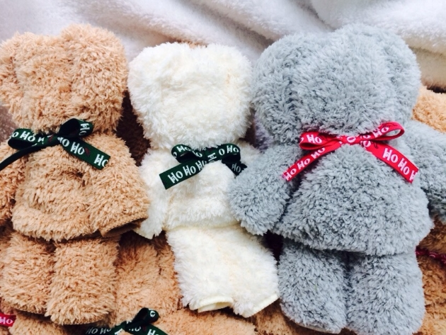 Towel Bear Gift Set 2