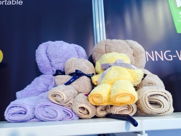 Towel Bear Gift Set 1