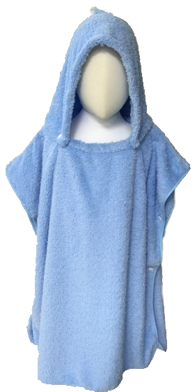 Kids Hand Carry Bath Towel Robe 5~7 yaers 5