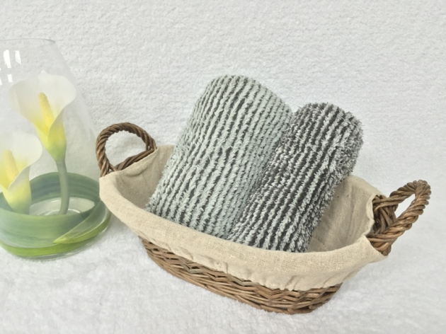 Bamboo Charcoal Towel 3