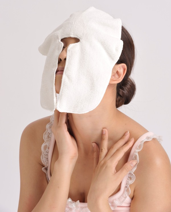 Reusable Facial Towel Mask 1