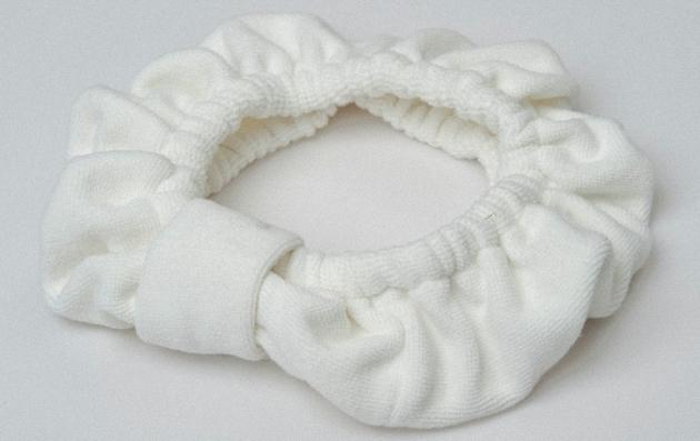 Spa Cosmetic Microfiber Headband 2