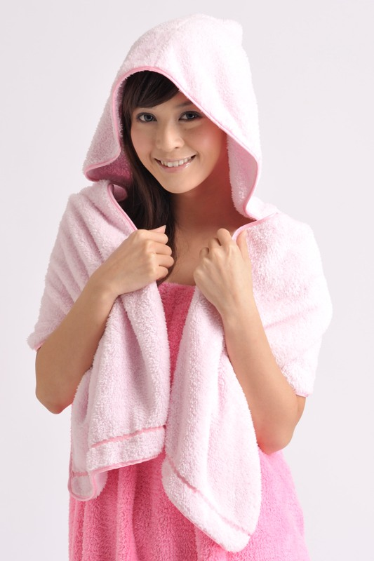 Hooded Beach Towel 1