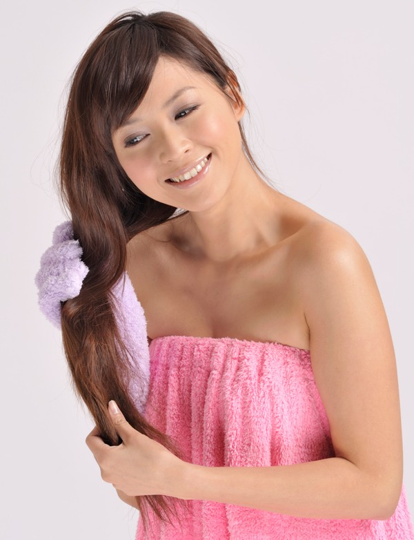 Hair Drying Glove 2
